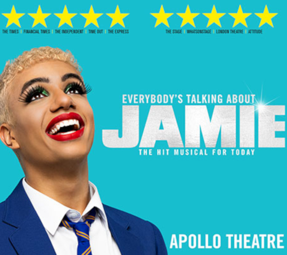 Zahra Jones continues in Everybody's Talking About Jamie