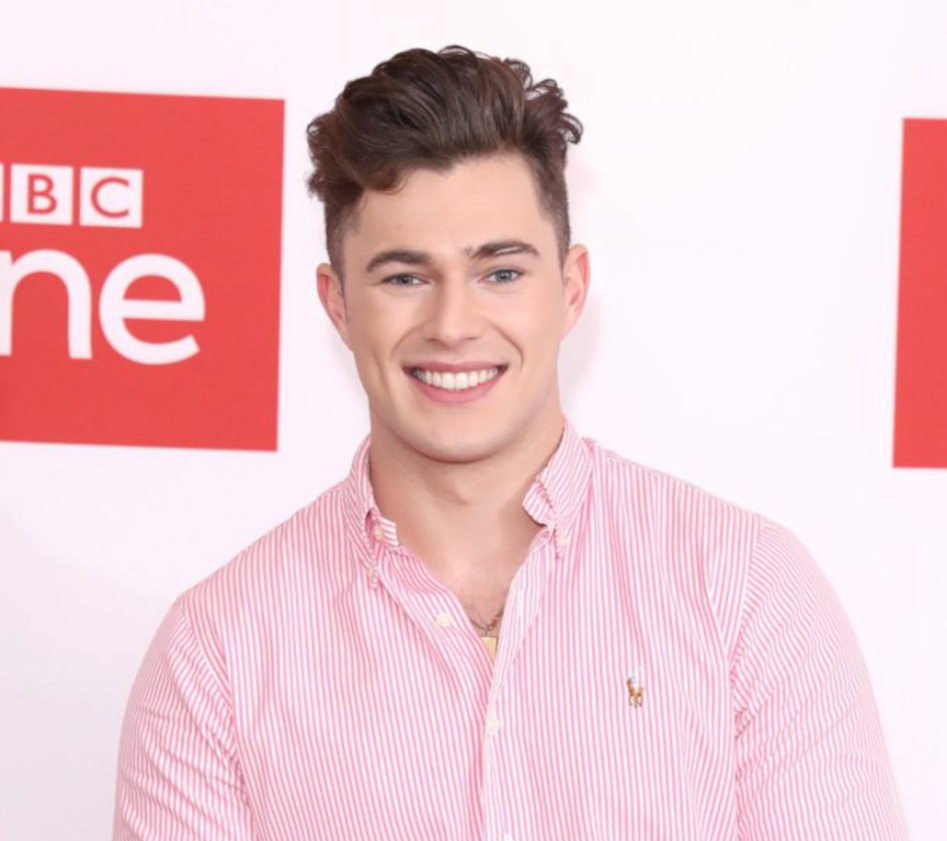 Curtis Pritchard joins the line up for Celebs Go Dating