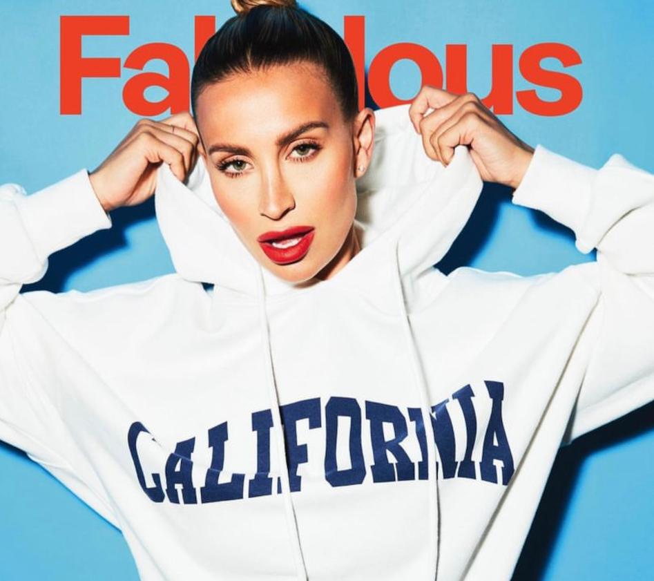 Ferne McCann for Fabulous Mag