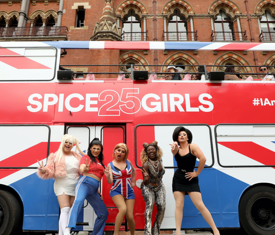 25 Years of The Spice Girls! Our Queens celebrate with Spotify.